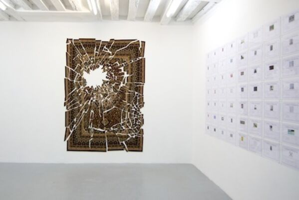 Fragments of Demand, installation view