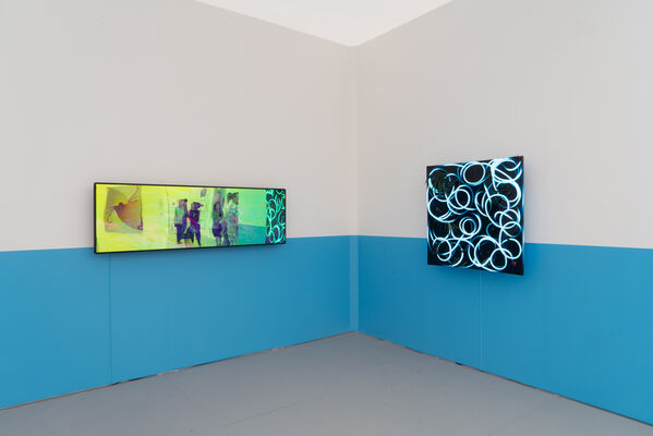 Jane Lombard Gallery at UNTITLED Art, Miami Beach 2019, installation view