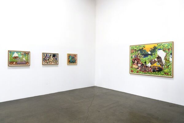 """Andrew Chuani Ho: """"Days and Days"""", installation view"""