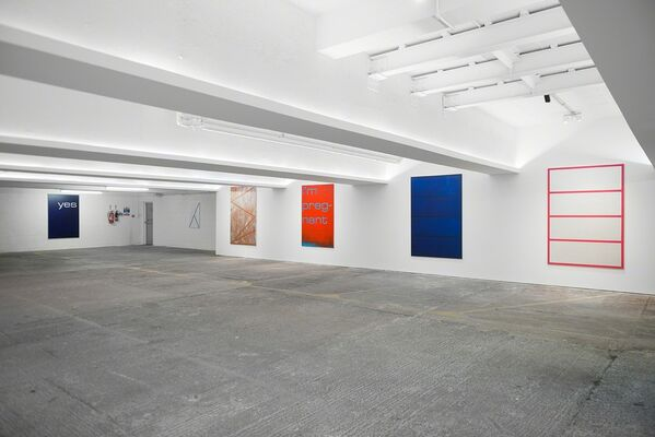 Tim Ayres: As Such And In As Much As, installation view
