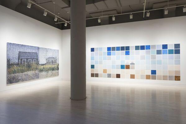 Jennifer Bartlett: House (1977-2007), installation view