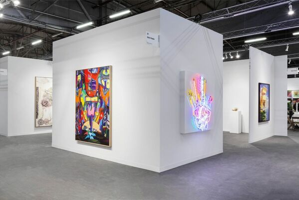 Templon at The Armory Show 2019, installation view