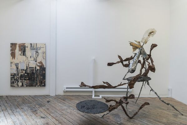 Passing Index, installation view