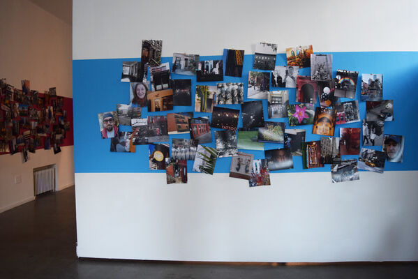We See You, installation view