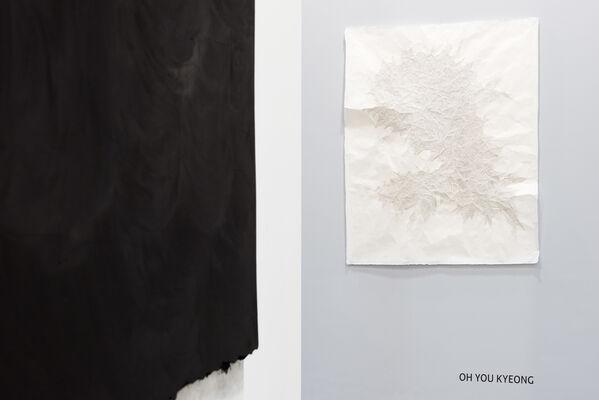 Wooson Gallery at KIAF 2018, installation view