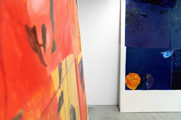 Series Launches in August, installation view