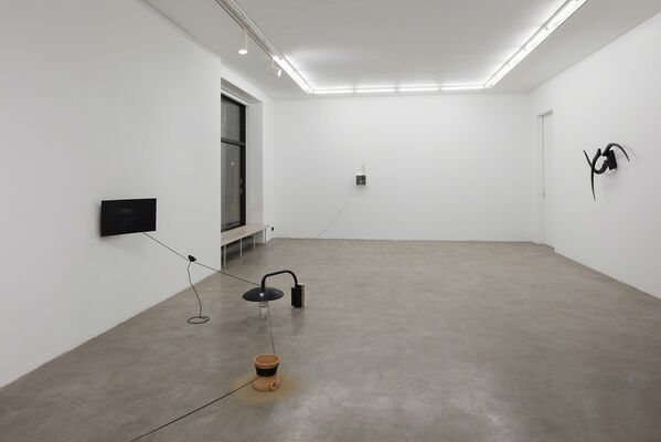 Videokaffe – International New Media Art Collective, installation view