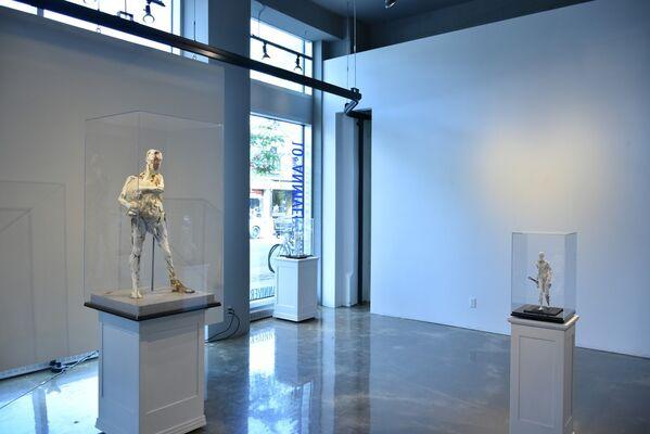 Ivan Markovic - Beyond the Pale, installation view