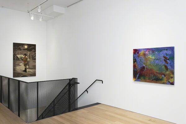 Walker Street Summer, installation view