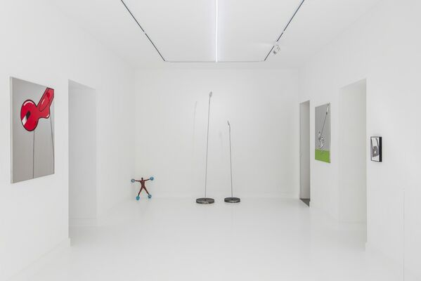 PUT IT IN - Jiang Li Solo Exhibition |  放进去 - 蒋立个展, installation view