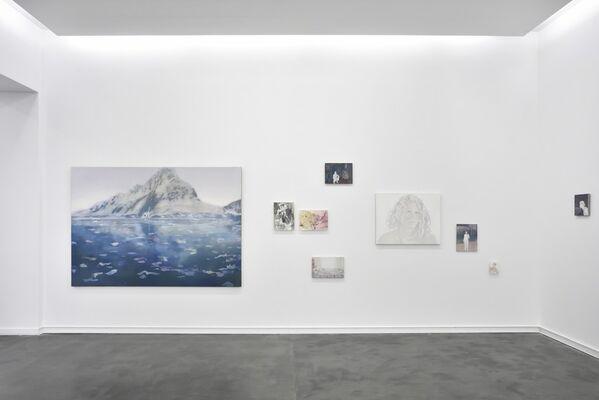 Marina Karella - Passage, Voix, Désir, installation view