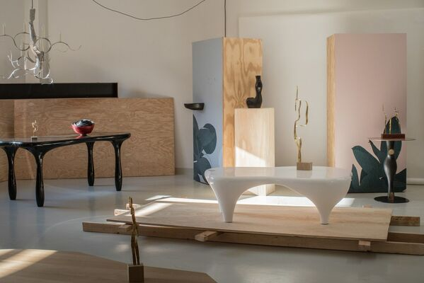 The Process of Objects: 18 Angels, installation view
