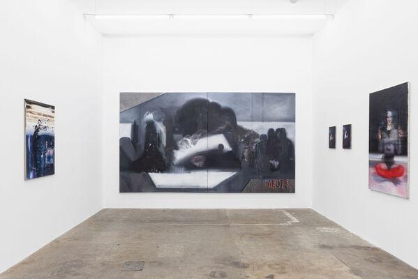 Rayk Goetze: Zärtliche Zeiten, installation view