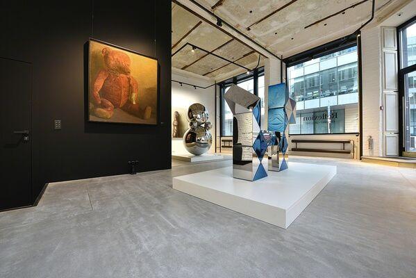 Reflexion, installation view