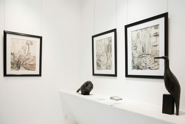 André MAIRE: INDOCHINE, installation view