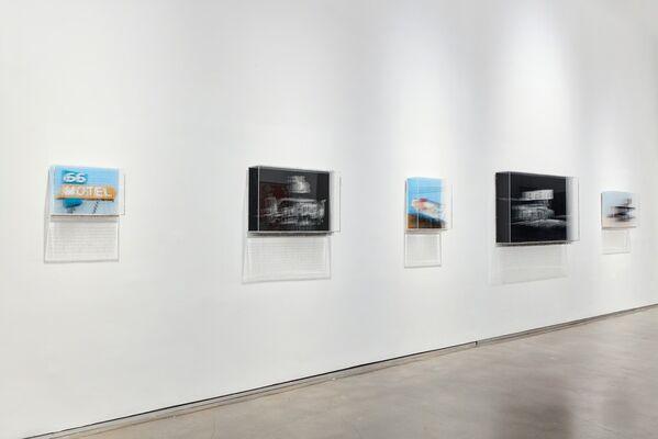 Mind Storm / Robert Currie, Marcel van Eeden, Shea Hembrey & Oliver Jeffers, installation view