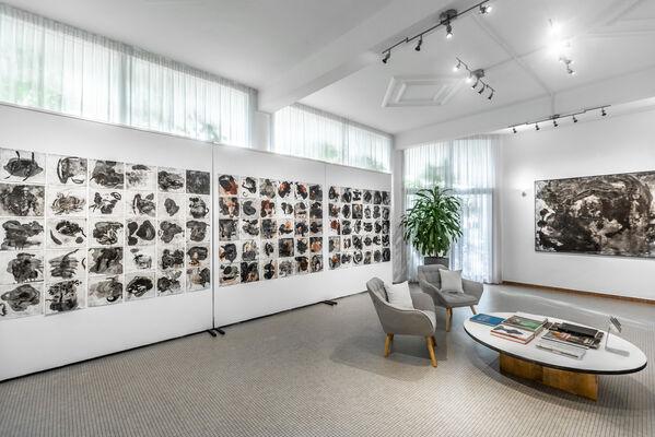 Noirs, installation view
