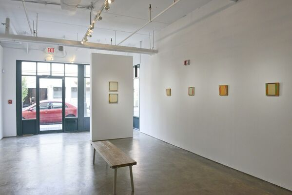New Work by Kevin Finklea and Elizabeth Gourlay, installation view
