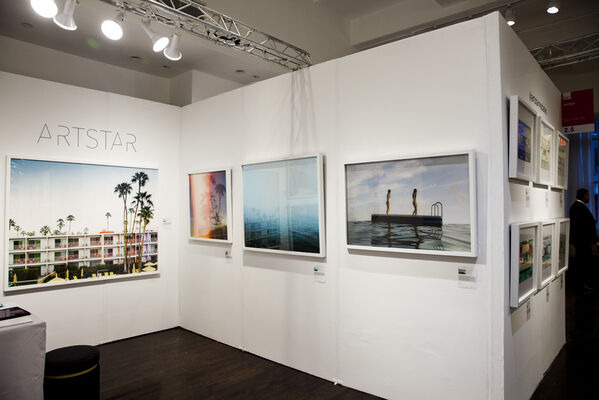 Artstar at Fall Affordable Art Fair 2016, installation view