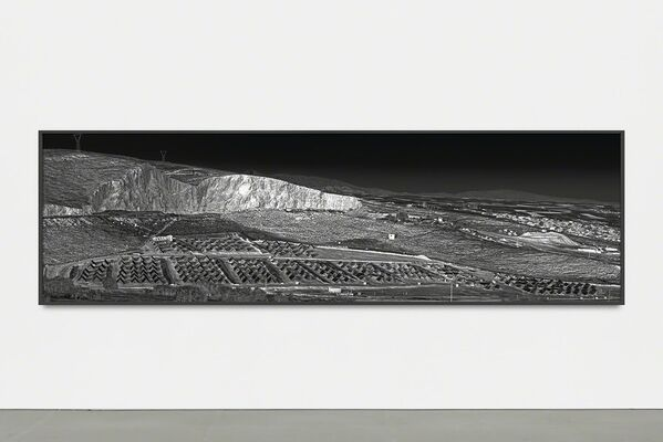 Richard Mosse | Heat Maps, installation view