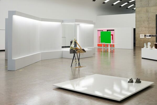 The Promise of Total Automation, installation view