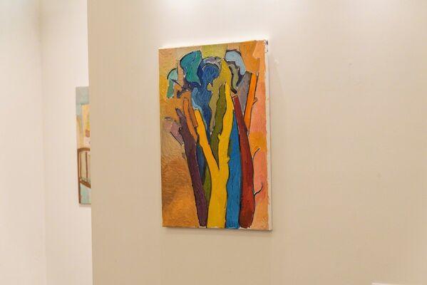 KAMEEL HAWA, installation view