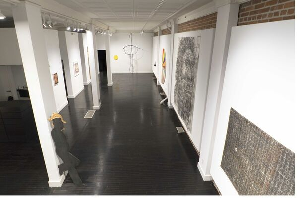 Sold Out, installation view