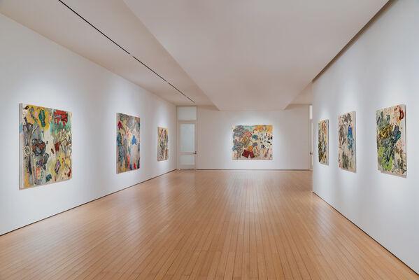 Doyle Gertjejansen: The Harbinger's Myth, installation view