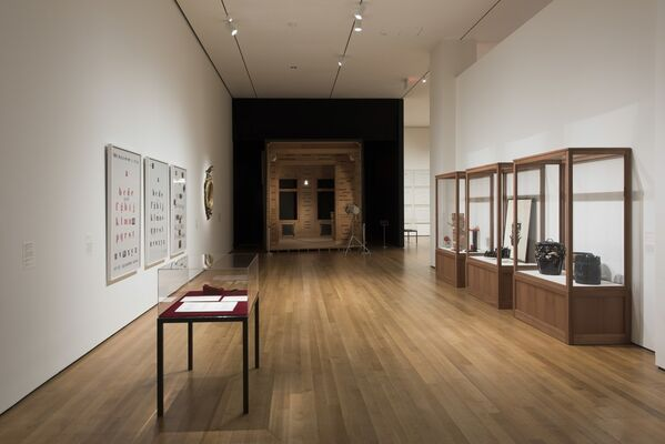 Marcel Broodthaers: A Retrospective, installation view