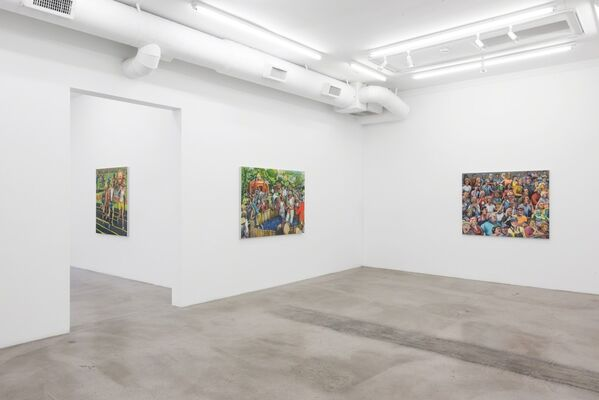 Rob Thom: The Beast, installation view