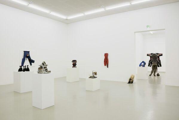 Alexandra Bircken »STRETCH«, installation view