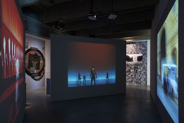 NSK: FROM KAPITAL TO CAPITAL, installation view