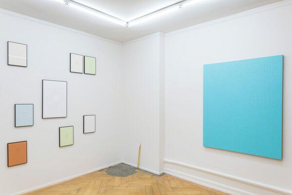 Jorge Méndez Blake - Dear James, installation view