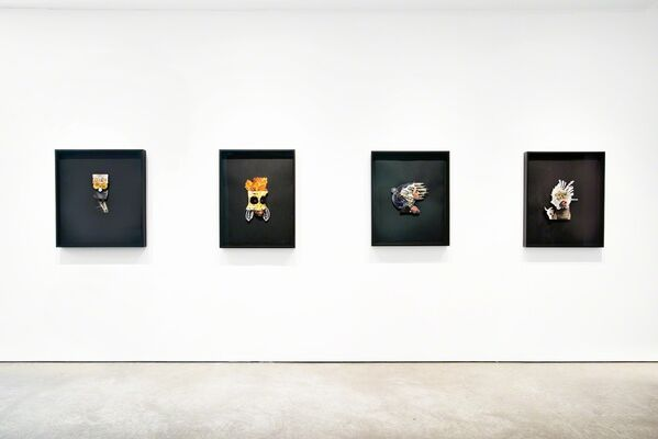 RASHAAD NEWSOME | Stop Playing in  My Face!, installation view