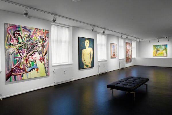 Dansk og International Påskeudstilling 2019, installation view