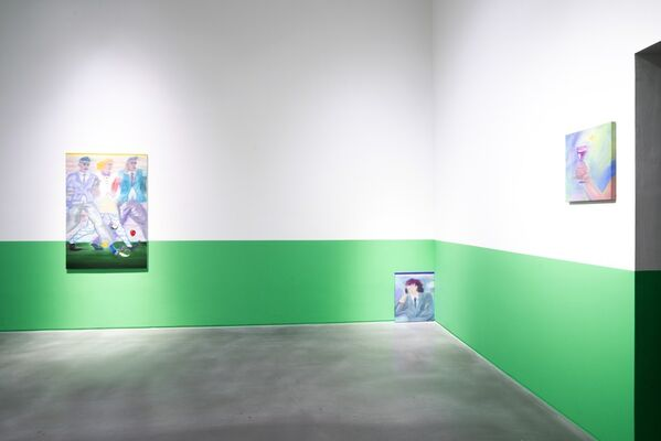 Elegy: Five Desire Mechanisms of Nostalgia, installation view