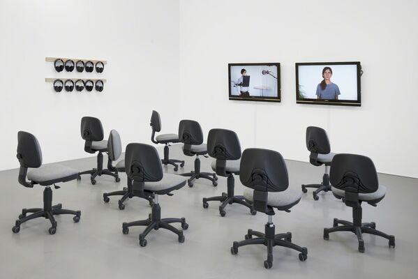 25. VIDEOKUNST FÖRDERPREIS, installation view