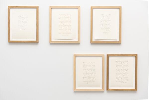 Candace Jensen: Deep Green Query, installation view
