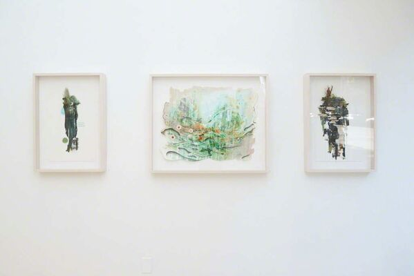 "Gregory Euclide: ""Preservation Paradox"", installation view"