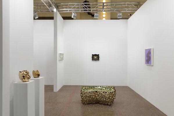Kasmin at ART021 Shanghai Contemporary Art Fair 2019, installation view