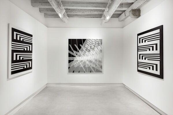 Architetture d'arte, installation view