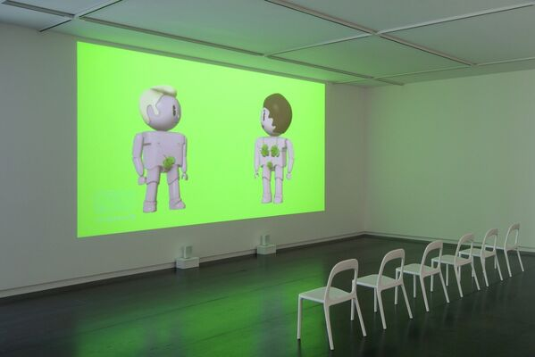 Frances Stark: My Best Thing, installation view