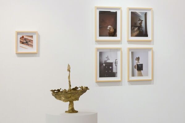 Evgeny Antufiev. Fragile things, installation view