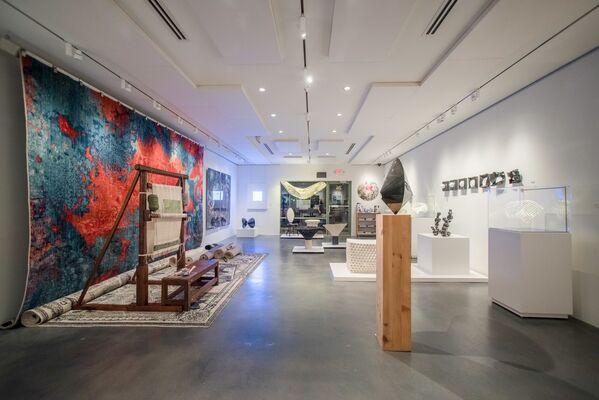 Art + Design, installation view