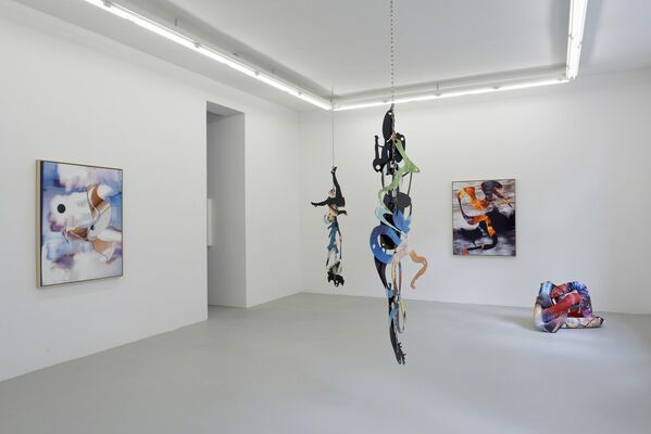 Kate Steciw – Things of Shapes, installation view