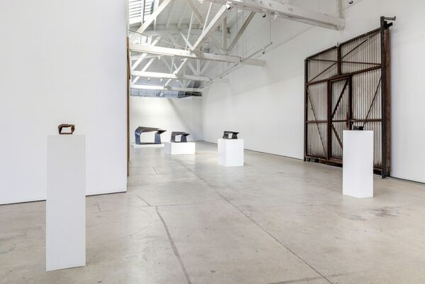 Morgan MacLean: massing the void, installation view