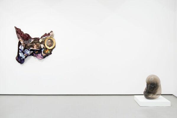 Titus Kaphar: Shifting Skies, installation view