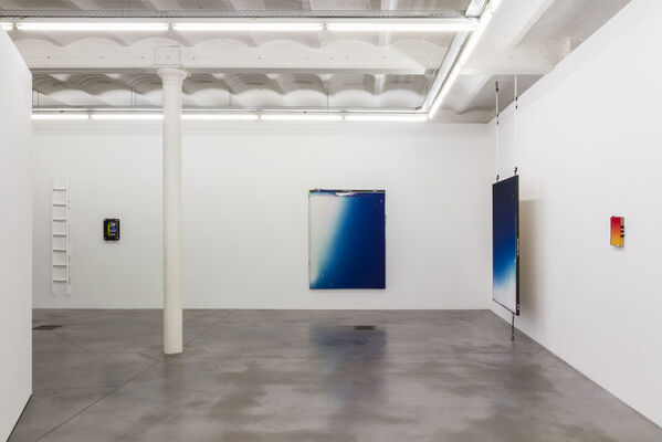 It won't last forever (or maybe it will), installation view
