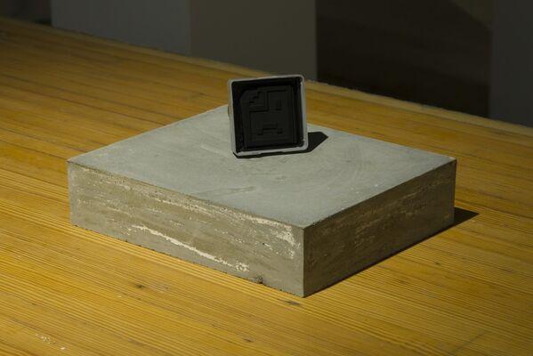 Patrick Bérubé: Around 3:59, installation view