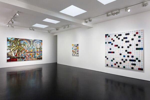 Luiz Zerbini, installation view